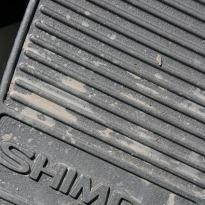 Wheel pedal