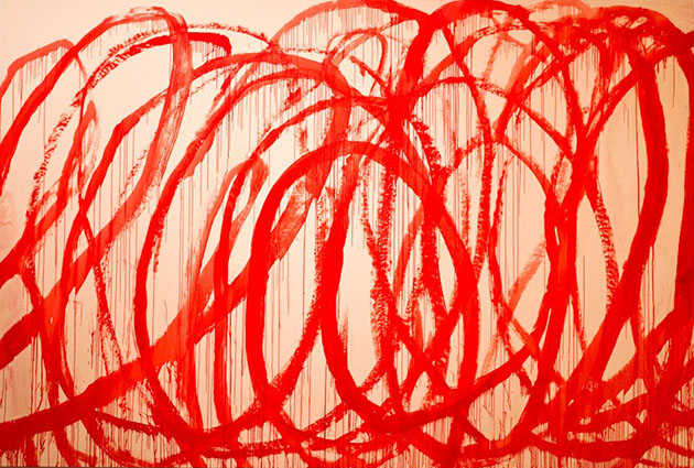 Cy-Twombly-Untitled-Bacchus-Steve Parkinson