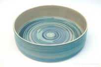 Sea wave medium dish